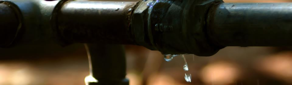 lekkage opsporen waterleiding